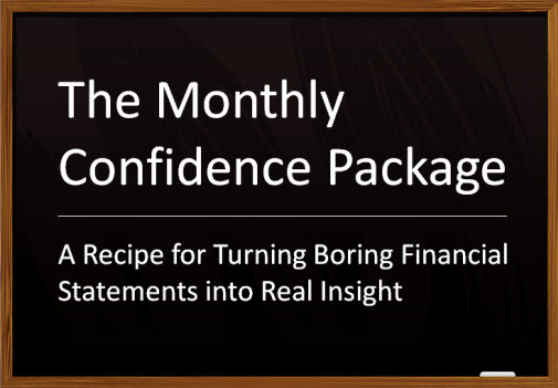 Monthly-confidence-package