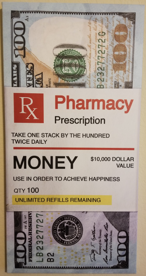 Money-prescription